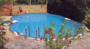 basen ósemkowy