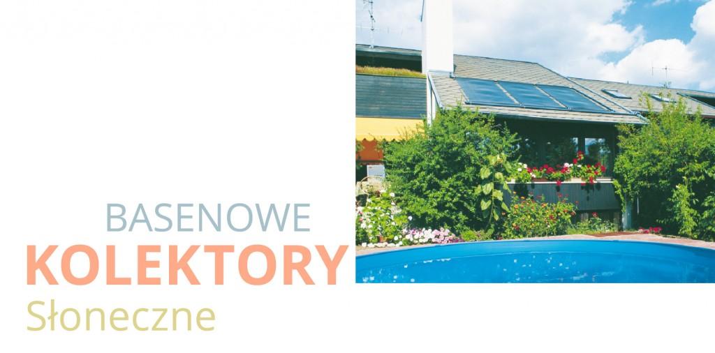 basenowe kolektory słoneczne