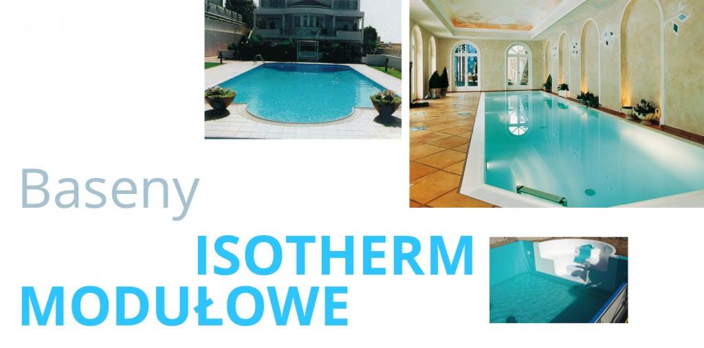 baseny modułowe isotherm