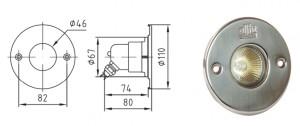 bronze50w-wymiar