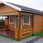domek sauna