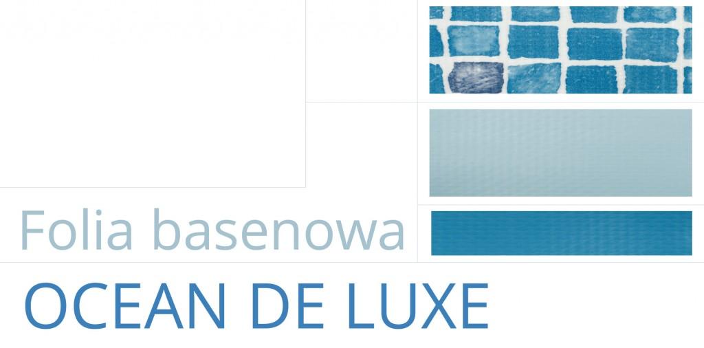 folia basenowa ocean de luxe