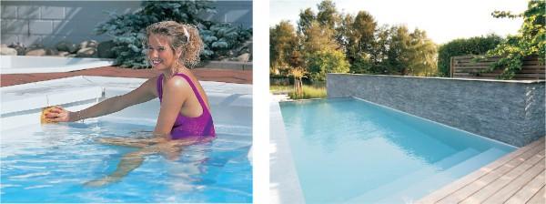 pielęgnowanie wody w basenie