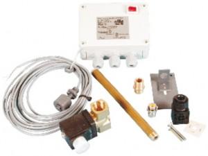 regulator poziomu wody elektroniczny