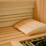 sauna miejsca do leżenia