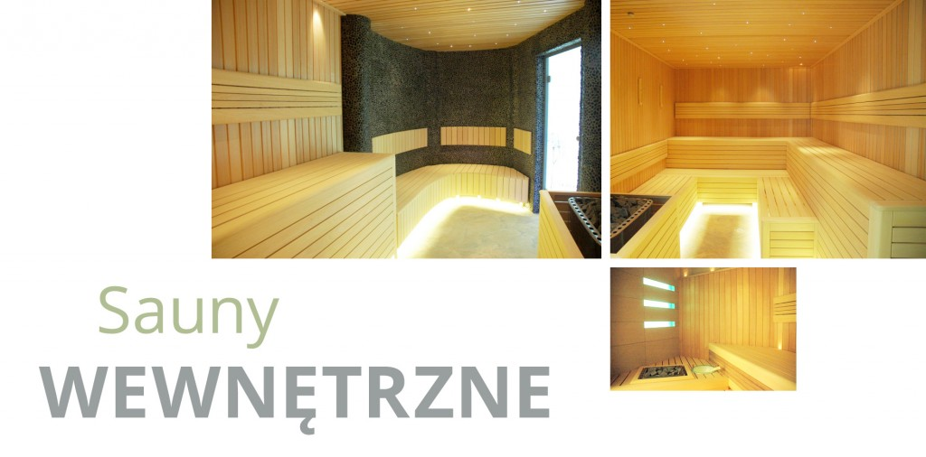 sauny wewnętrzne