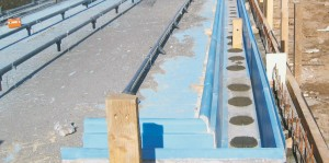 szalunek basenu betonowego