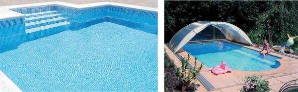 wypielęgnowany basen