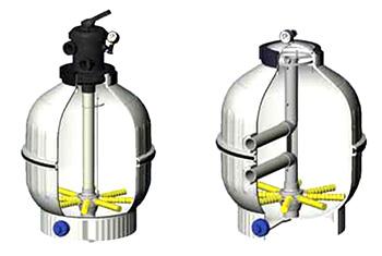 cantabric budowa filtra