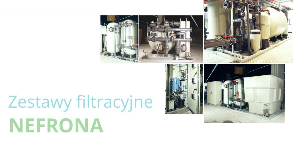 zestawy filtracyjne nefrona