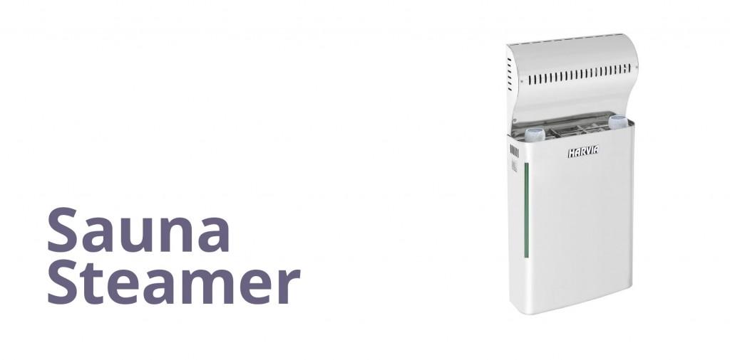 harvia Sauna Steamer