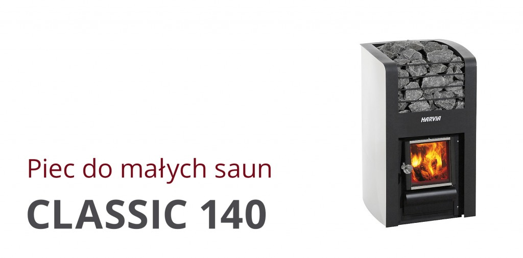 piec harvia Classic 140