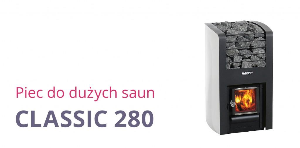 piec harvia Classic 280