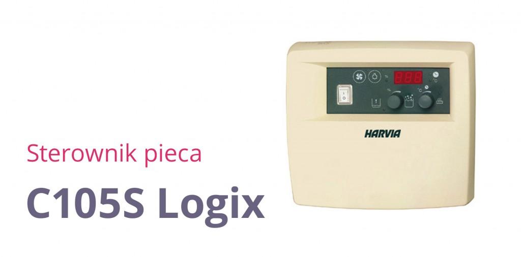 sterownik pieca C105S Logix