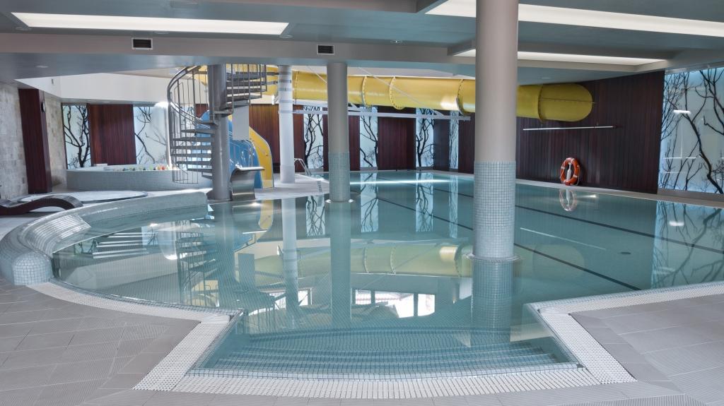 generalne wykonawstwo basenu hotelowego efekt realizacji