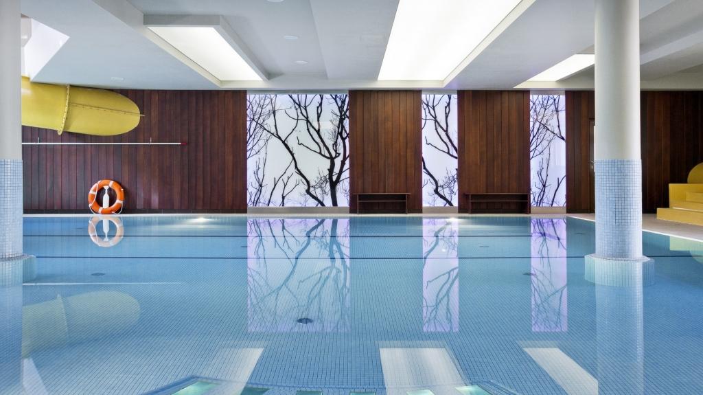 pływalnia w hotelu projekt i realizacja generalne wykonawstwo budowy