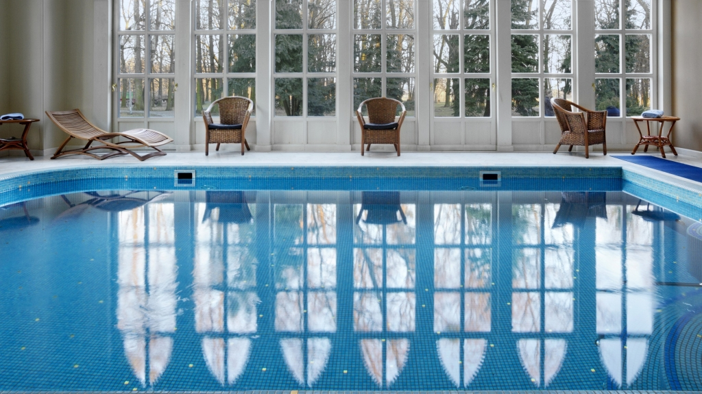 projekt i realizacja obiektu basenowego w eleganckim hotelu