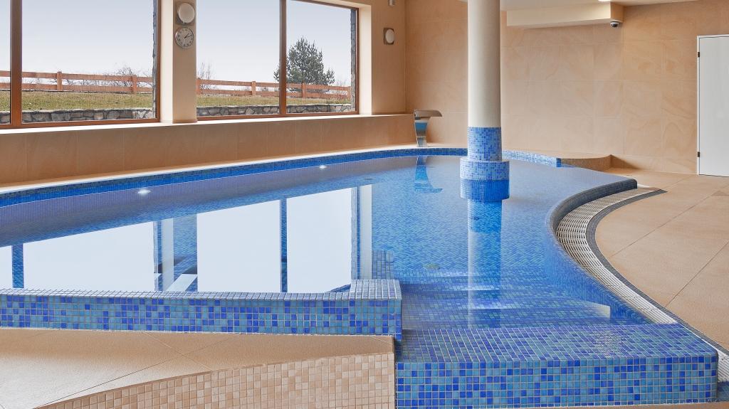 realizacja basenu w obiekcie hotelowym