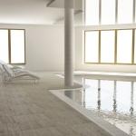 wizualizacja koncepcji basenu prywatnego