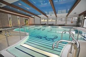 basen w hotelu artis w zamościu