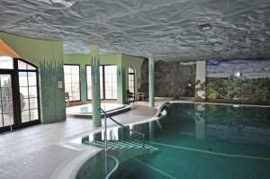 basen w hotelu maria w wałbrzychu