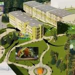 projekt aranżacji przestrzeni basenu w obiekcie hotelowym