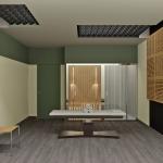 projekt aranżacyjno-wykonawczy salonu urody i gabinetu masażu