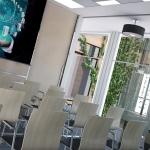 projekt nowoczesnej sali konferencyjno-szkoleniowej