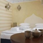 projekt pokoju hotelowego aranżacja w stylu klasycznym