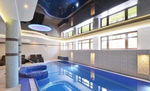 realizacja projektu hotel z basenem w karpaczu greno