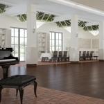 sala bankietowa balowa na przyjęcia projekt i wizualizacja