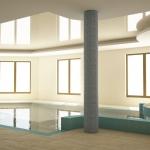 wizualizcje basenów zaprojektowanych w basencomplex