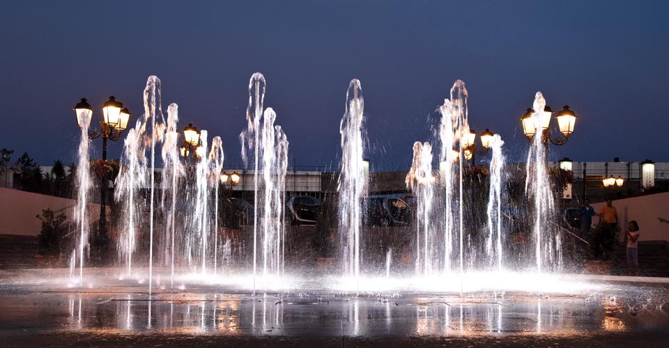 bigsmoothbore2 efektowana fontanna publiczna